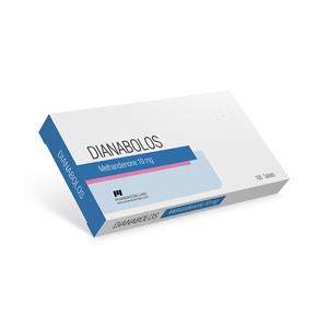 Dianabolos 10 - buy Metandienon oral (Dianabol) in the online store | Price