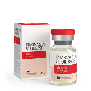 Pharma Stan 50 Oil Base - buy Stanozolol-injeksjon (Winstrol depot) in the online store | Price