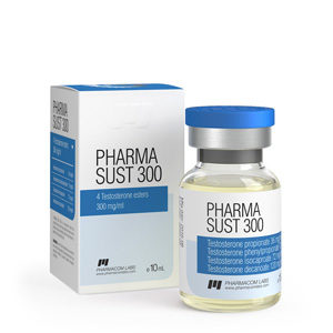 Pharma Sust 300 - buy Sustanon 250 (Testosteronblanding) in the online store | Price
