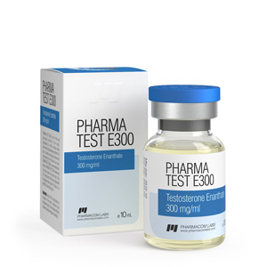 Pharma Test E300 - buy Testosteron enanthate in the online store | Price
