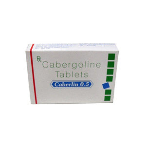 Caberlin 0.5 - buy Cabergoline (Cabaser) in the online store | Price