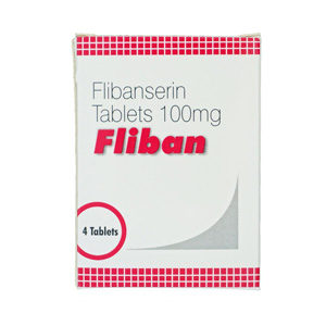 Fliban 100 - buy flibanserin in the online store | Price