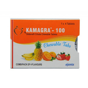 Kamagra Chewable - buy Sildenafil Citrate in the online store | Price
