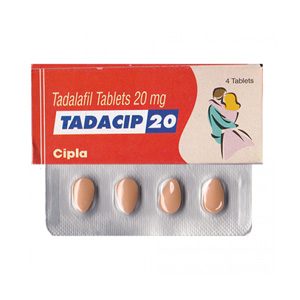 Tadacip 20 - buy Tadalafil in the online store | Price