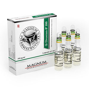 Magnum Drostan-P 100 - buy Drostanolon Propionate (Masteron) in the online store | Price