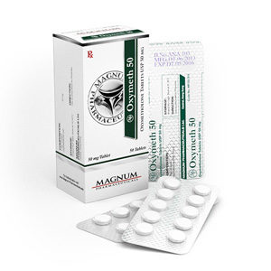 Magnum Oxymeth 50 - buy Oksymetolon (Anadrol) in the online store | Price