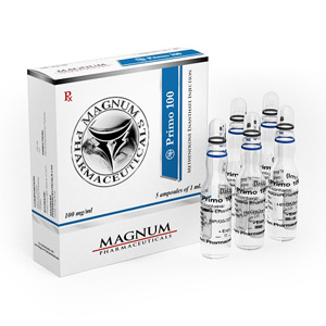 Magnum Primo 100 - buy Methenolone enthate (Primobolan depot) in the online store | Price