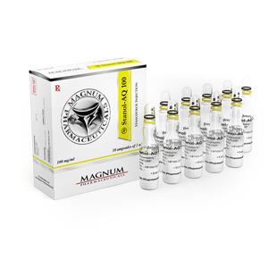 Magnum Stanol-AQ 100 - buy Stanozolol-injeksjon (Winstrol depot) in the online store | Price
