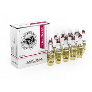 Magnum Test-Plex 300 - buy Sustanon 250 (Testosteronblanding) in the online store | Price
