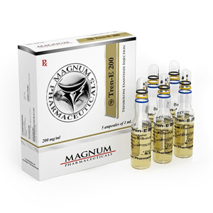 Magnum Tren-E 200 - buy Trenbolone enanthate in the online store | Price