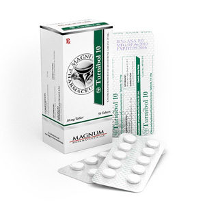 Magnum Turnibol 10 - buy Turinabol (4-klorodehydrometyltestosteron) in the online store | Price