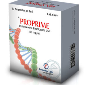 Proprime - buy Testosteronpropionat in the online store | Price