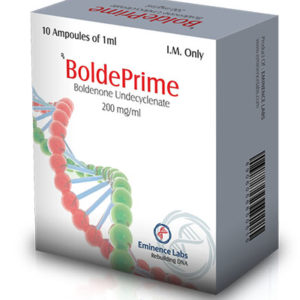 Boldeprime - buy Boldenon undecylenate (Equipose) in the online store | Price
