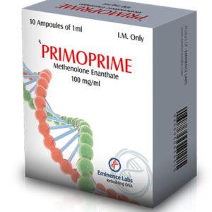 Primoprime - buy Metenolonacetat (Primobolan) in the online store | Price
