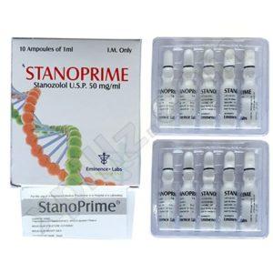 Stanoprime - buy Stanozolol-injeksjon (Winstrol depot) in the online store | Price