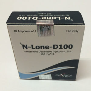 N-Lone-D 100 - buy Nandrolon dekanoat (Deca) in the online store | Price