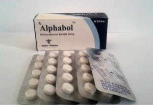 Alphabol - buy Metandienon oral (Dianabol) in the online store | Price