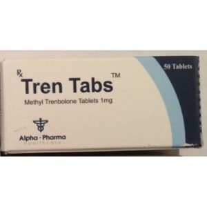 Tren Tabs - buy Methyltrienolone (Methyl trenbolone) in the online store | Price