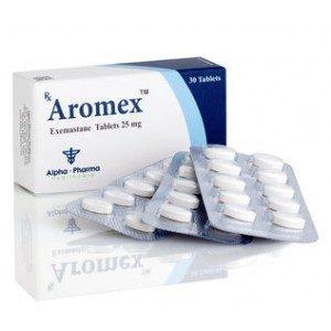 Aromex - buy Exemestane (Aromasin) in the online store | Price