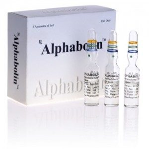 Alphabolin - buy Methenolone enthate (Primobolan depot) in the online store | Price