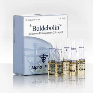 Boldebolin - buy Boldenon undecylenate (Equipose) in the online store | Price