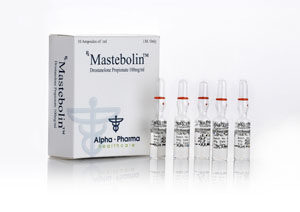 Mastebolin - buy Drostanolonpropionat (Masteron) in the online store | Price