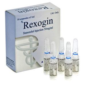 Rexogin - buy Stanozolol-injeksjon (Winstrol depot) in the online store | Price