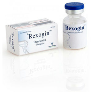 Rexogin (vial) - buy Stanozolol-injeksjon (Winstrol depot) in the online store | Price