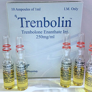 Trenbolin (ampoules) - buy Trenbolone enanthate in the online store | Price