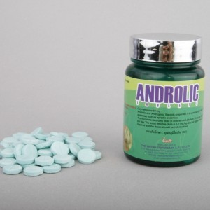 Androlic - buy Oksymetolon (Anadrol) in the online store   Price