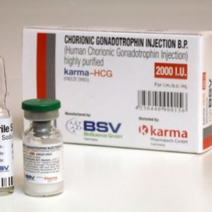 HCG 2000IU - buy HCG in the online store | Price