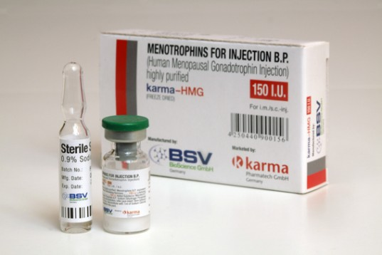 HMG 150IU (Humog 150) - buy Human Growth Hormone (HGH) in the online store | Price