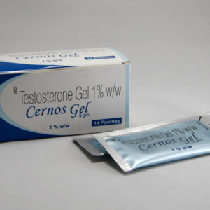 Cernos Gel (Testogel) - buy Testosterontilskudd in the online store | Price