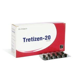 Tretizen 20 - buy Isotretinoin  (Accutane) in the online store | Price
