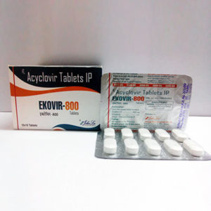 Ekovir - buy Acyclovir (Zovirax) in the online store | Price