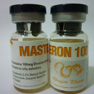 Masteron 100 - buy Drostanolonpropionat (Masteron) in the online store | Price