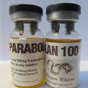 Parabolan 100 - buy Trenbolon heksahydrobenzylkarbonat in the online store | Price
