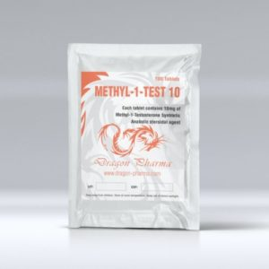 Methyl-1-Test 10 - buy Methyldihydroboldenone in the online store | Price