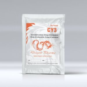 CY3 - buy Clenbuterol hydrochloride (Clen)